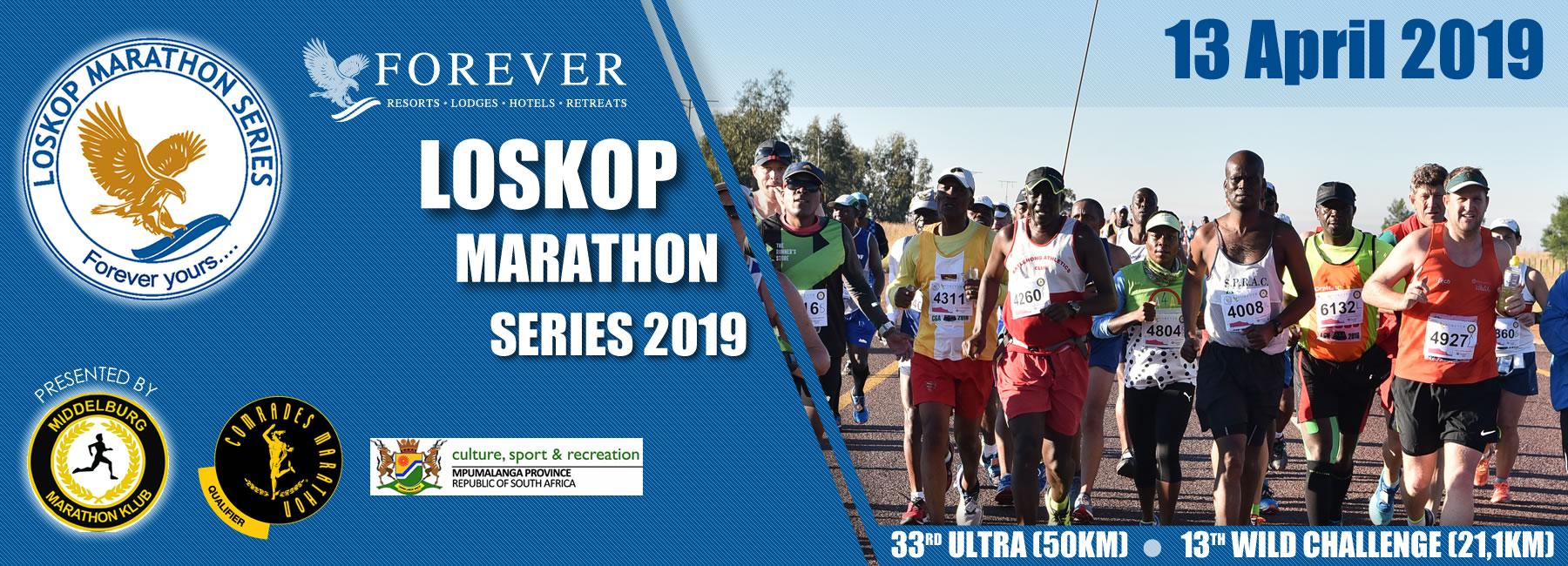 e5fd88f04c9 The 33rd Forever Resorts Loskop Marathon Series, presented by the Middelburg  Marathon Club, remains one of the best organised events on the South  African ...